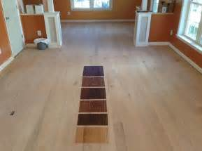 floor restaining hardwood floors darker amazing on floor