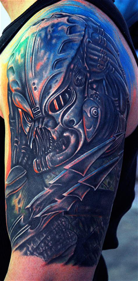 sci fi tattoos best sci fi tattoos sci fi heaven net