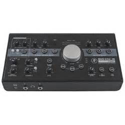 mackie big knob studio command system frontendaudio