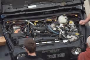 Chrysler Hurricane Engine Spied 2018 Jeep Wrangler With Turbo Inline Four