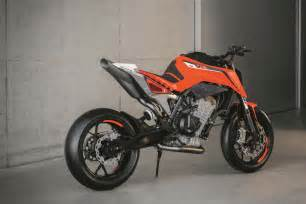 What Does Ktm Ktm 790 Duke Prototype Debuts With Parallel Engine