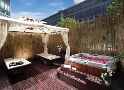 architecture ideas romantic outdoor spa design ideas pictures loversiq