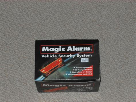 Alarm Motor The Magic new magic alarm fai 331 in alarms 40 car audio