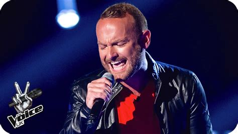 Chandelier The Voice Kevin Simm Performs Chandelier The Voice Uk 2016 Blind Auditions 4