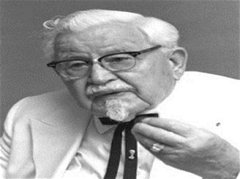 biography of colonel sanders colonel sanders biography birth date birth place and