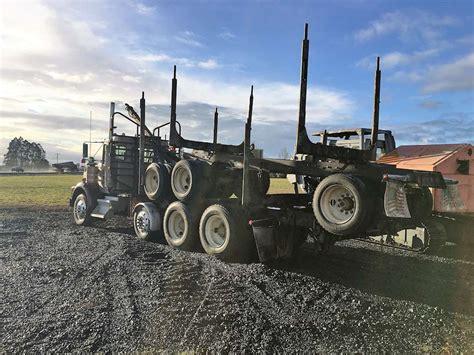 2000 kenworth t800 for 2000 kenworth t800 short logger for sale 441 234 miles