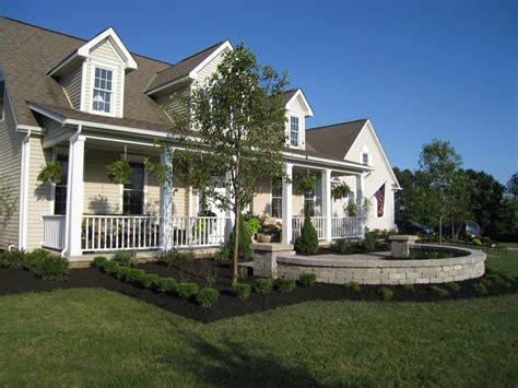 hardscape front yard paver patio columbus ohio patio design ideas