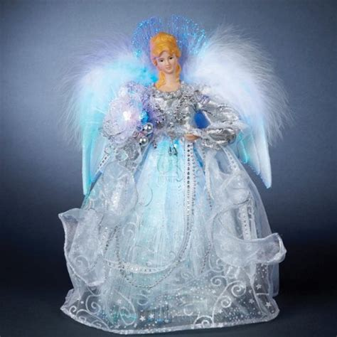 blue angel tree topper tree topper d 233 cor season charm