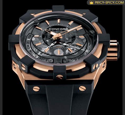 most expensive luxury watches concord c1 biretrograde