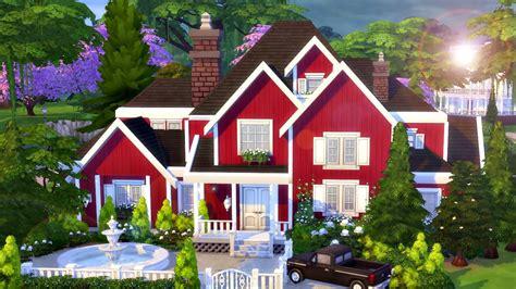The Sims 4 House Building   Svenska Hus Part 1   YouTube