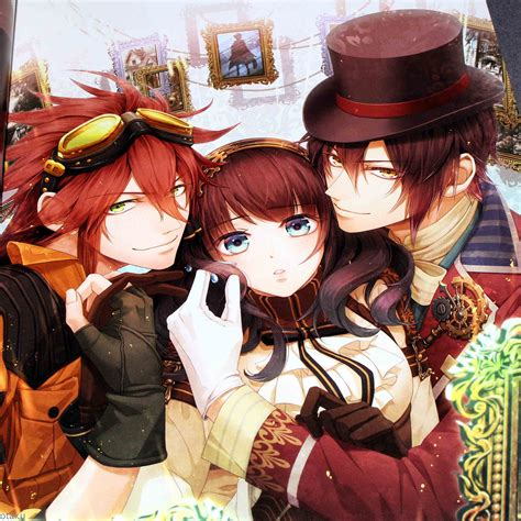 Code Realize Artbook 1 code realize sosei no himegimi official book otaku