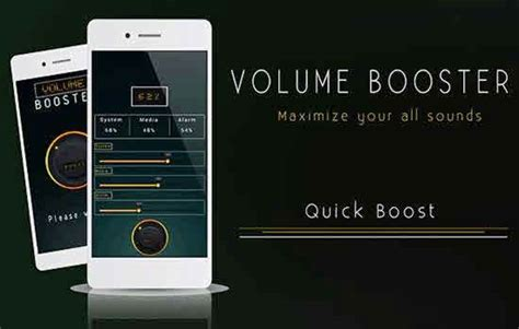 headphone volume booster for android 10 best volume booster for android app to increase sound loudly
