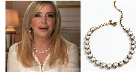 necklace worn by shannon beador on real housewives of orange county real housewives of orange county season 11 episode 9