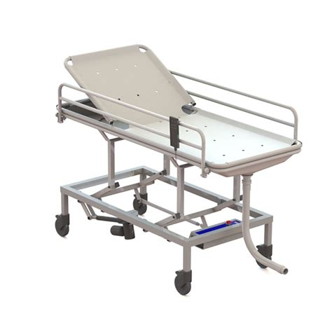 Adjustable Height Shower Tray by Amilake Solutions Amfora Shower Trolley Electric Amilake Southern Ltd