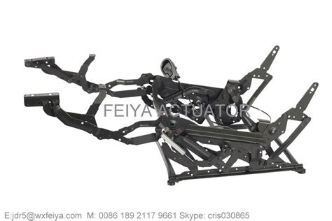 4312 recliner sofa mechanism with electric linear