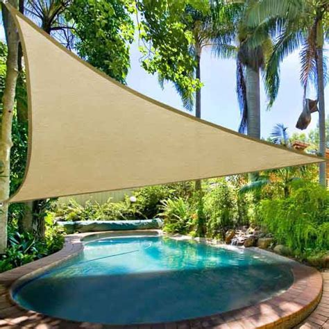 Backyard Sail Canopy by 17 Best Ideas About Sail Shade On Outdoor