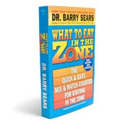 What To Eat In The Zone How To Easily Stay In The Zone