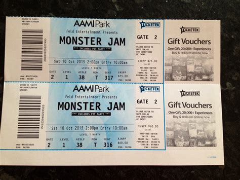monster truck jam tickets 2015 100 monster jam melbourne 2015 review australian