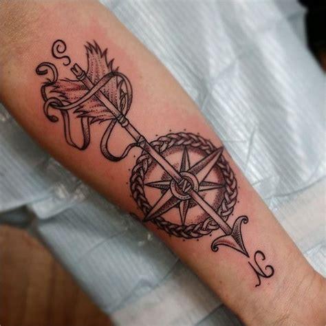 arrow compass tattoo tumblr compass arrow tattoo tattoo pinterest tattoo arrow