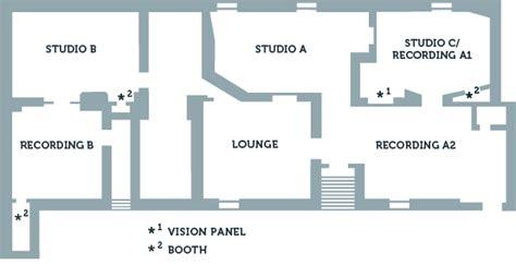 production floor plan floor plan trixx studios recording studios and music