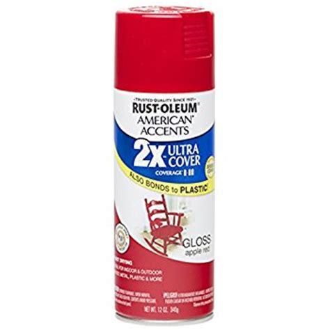 rust oleum 211338 paint for plastic spray black 12 ounce home improvement