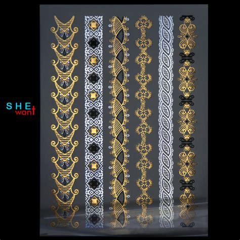 tattoo flash racks wholesale aliexpress com buy diy waterproof bracelet gold necklace