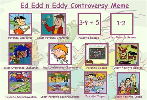Ed Edd N Eddy Memes - ed edd and eddy plank meme www imgkid com the image