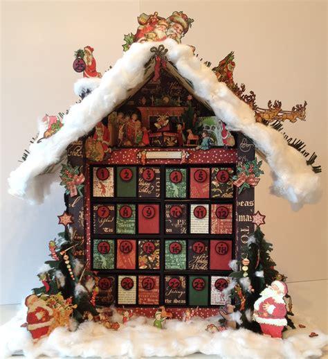 how to make an advent calendar box annes papercreations advent calendar tutorial