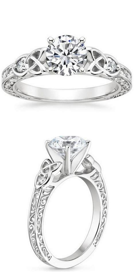 Best 25  Celtic engagement rings ideas on Pinterest