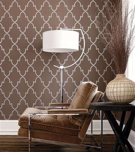 wallpaper ruang tamu nuansa coklat 50 wallpaper dinding ruang tamu kamar dan ruang kerja