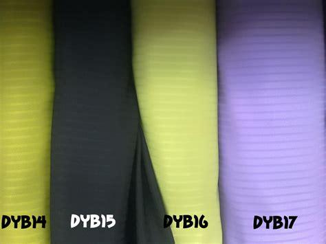 Kain Dobby Polos 41 Warna Timbul 2 M airynz collection kedai kain jualan borong runcit kain ela tudung kaftan baju kurung