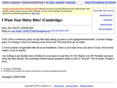 Houses For Rent In Carrollton Ga On Craigslist by Craigslist Ad Pranks Broward About 28 Images