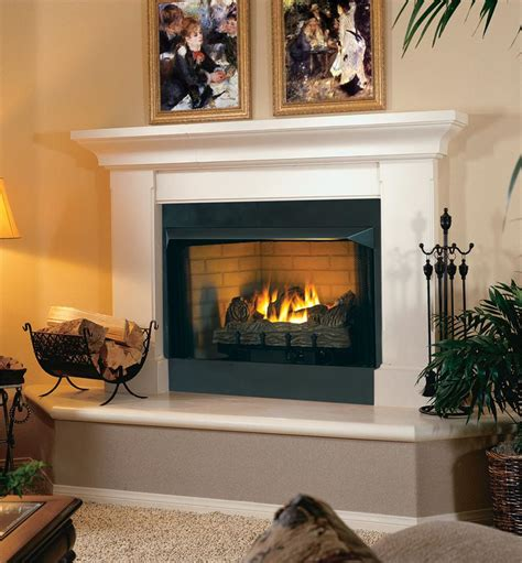 Fireplace Standards by Vbfbf36 36 Quot Vantage Hearth Standard Traditional Series Vent Free Firebox
