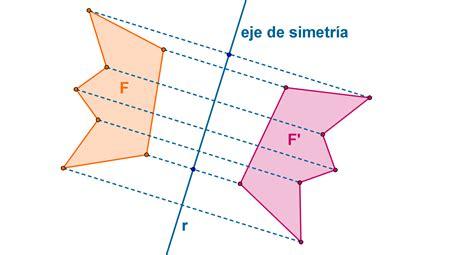 figuras geometricas simetricas 1 2 figuras sim 233 tricas geometr 237 a de 1 186 eso con geogebra