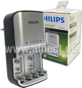 Charger Baterai Portable Aa Aaa 1 jual universal nimh battery charger philips batteries