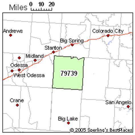 garden city texas map best place to live in garden city zip 79739 texas