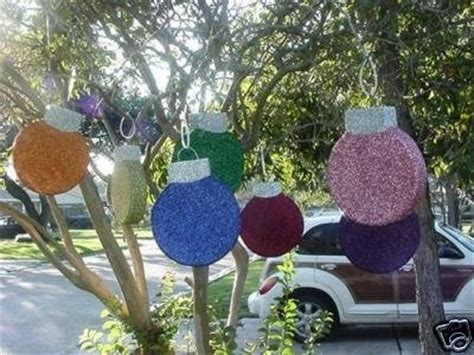 large outdoor christmas ornaments christmas ideas