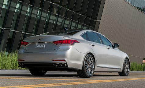 2017 Genesis G80 Starts at $42,350 ? News ? Car and Driver