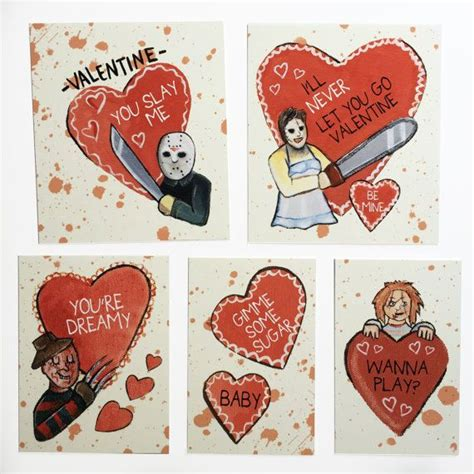 valentines horror the horror valentines for the in your