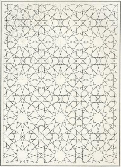 islamic patterns keith critchlow islamic geometric patterns black and white