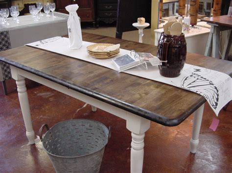 built in table butterfly leaf country farm table with built in leaves