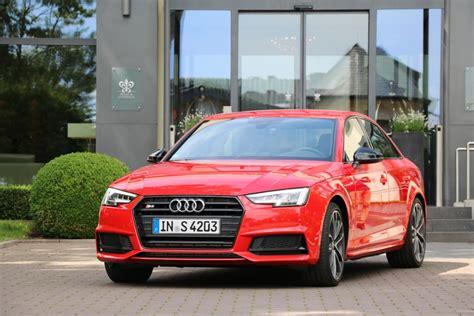 Audi S4 Rot by 2016 Audi S4 Fahrbericht Test Meinung Kritik Rad