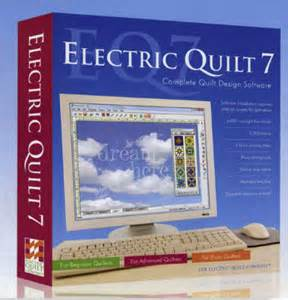 Electric Quilt 7 Best Price electric quilt 7 software for quilters at everything quilts