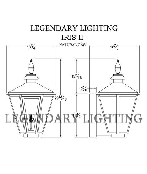 Legendary Lighting by Iris 2 Cwb Legendary Lighting
