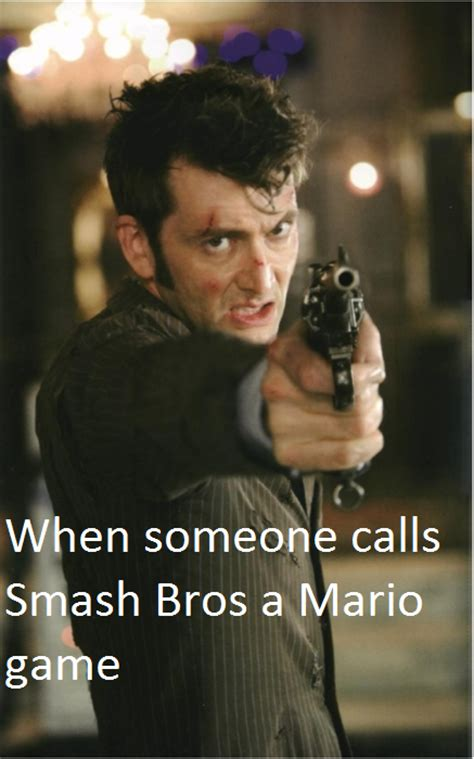 10th Doctor Meme - out meme the meme smashpedia the super smash bros wiki
