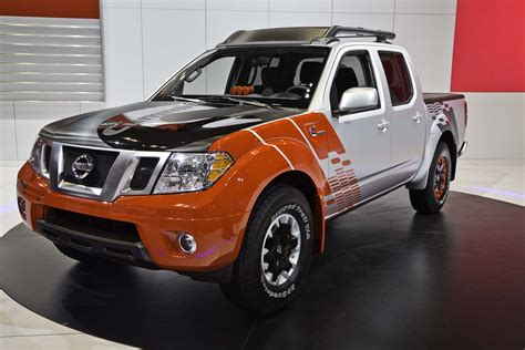 cummins nissan cummins powered nissan frontier concept versa note sr
