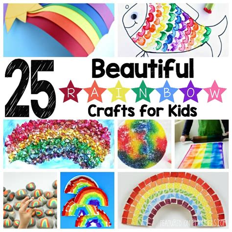 beautiful crafts for 25 beautiful rainbow crafts for page 13