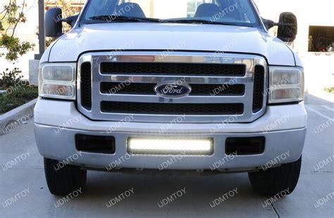 ford f250 led light bar how to install ford f 250 led light bar