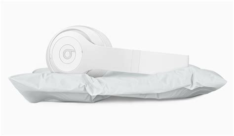 Beats Pillow by Snarkitecture Creates Marble Pillow For Limited Edition