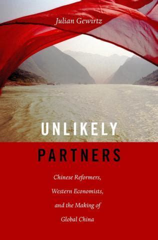 Talk About An Unlikely by Book Talk Unlikely Partners Blavatnik School Of Government